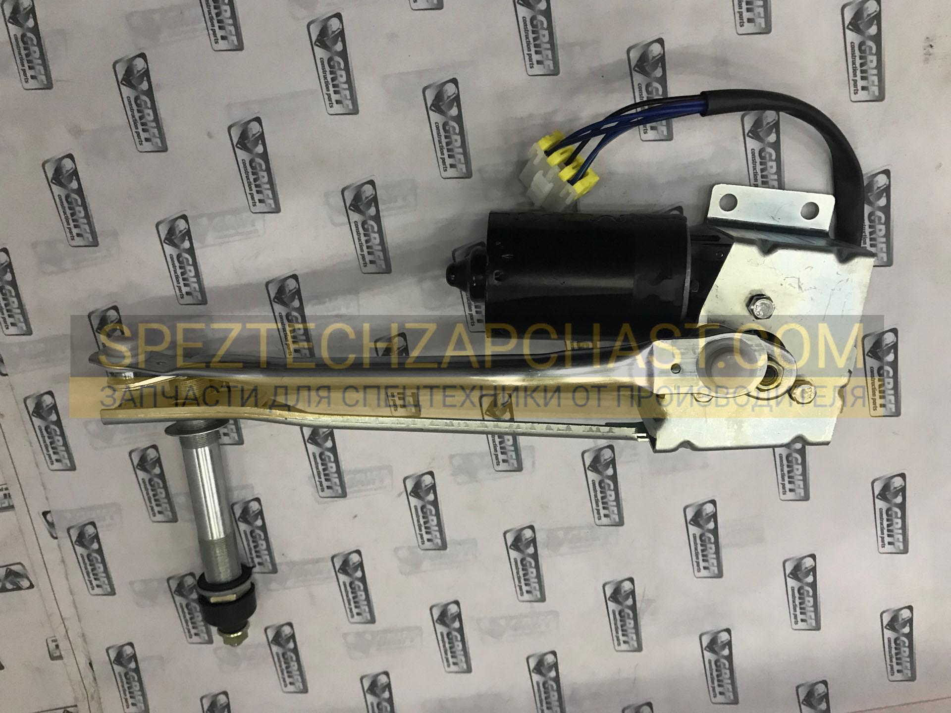 Мотор стеклоочистителя 208-53-12780