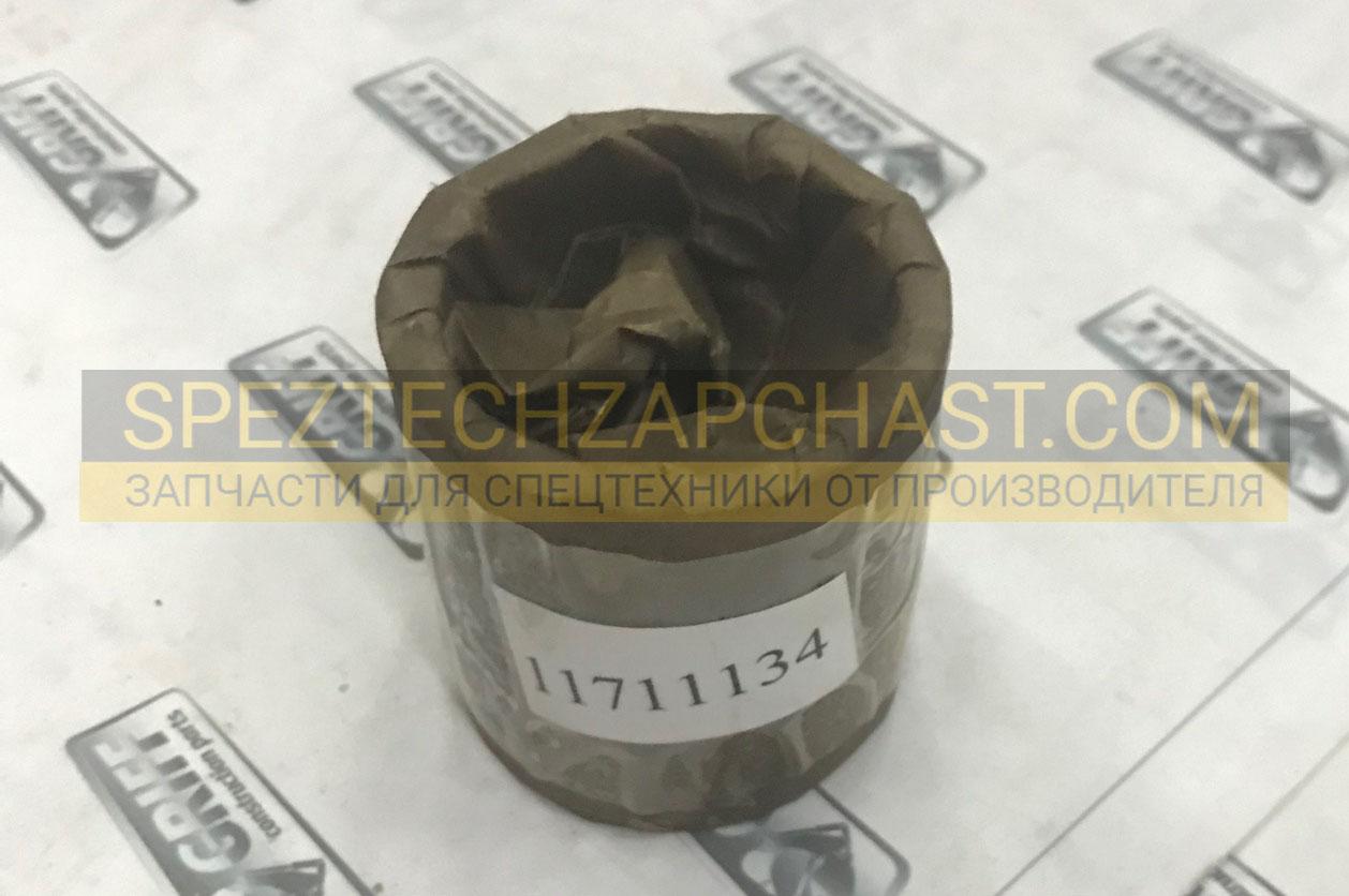 Втулка в шток гидроцилиндра опрокидывания переднего ковша 11711134