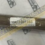 Палец гидроцилиндра челюсти ковша 11881153