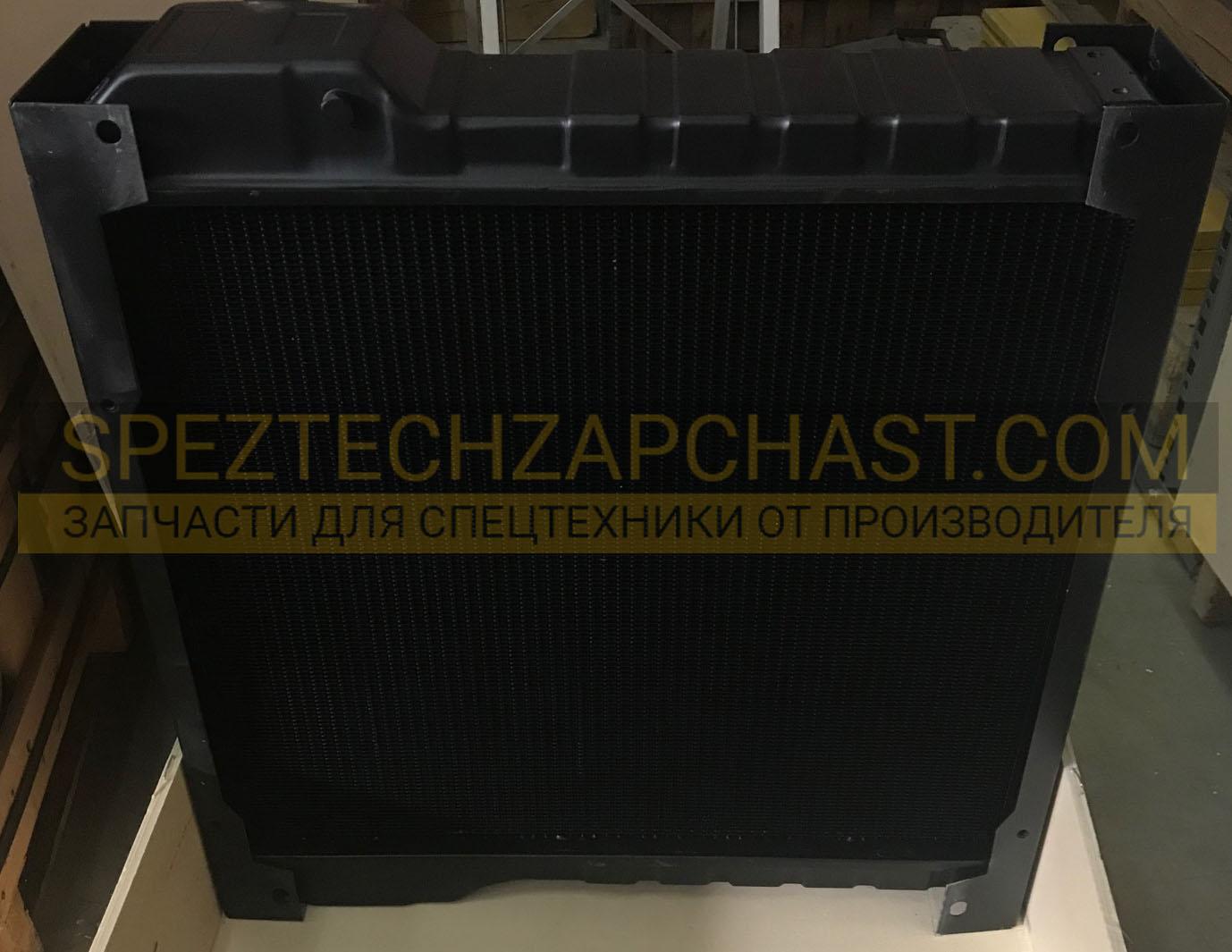 Радиатор водяной широкий 17224502
