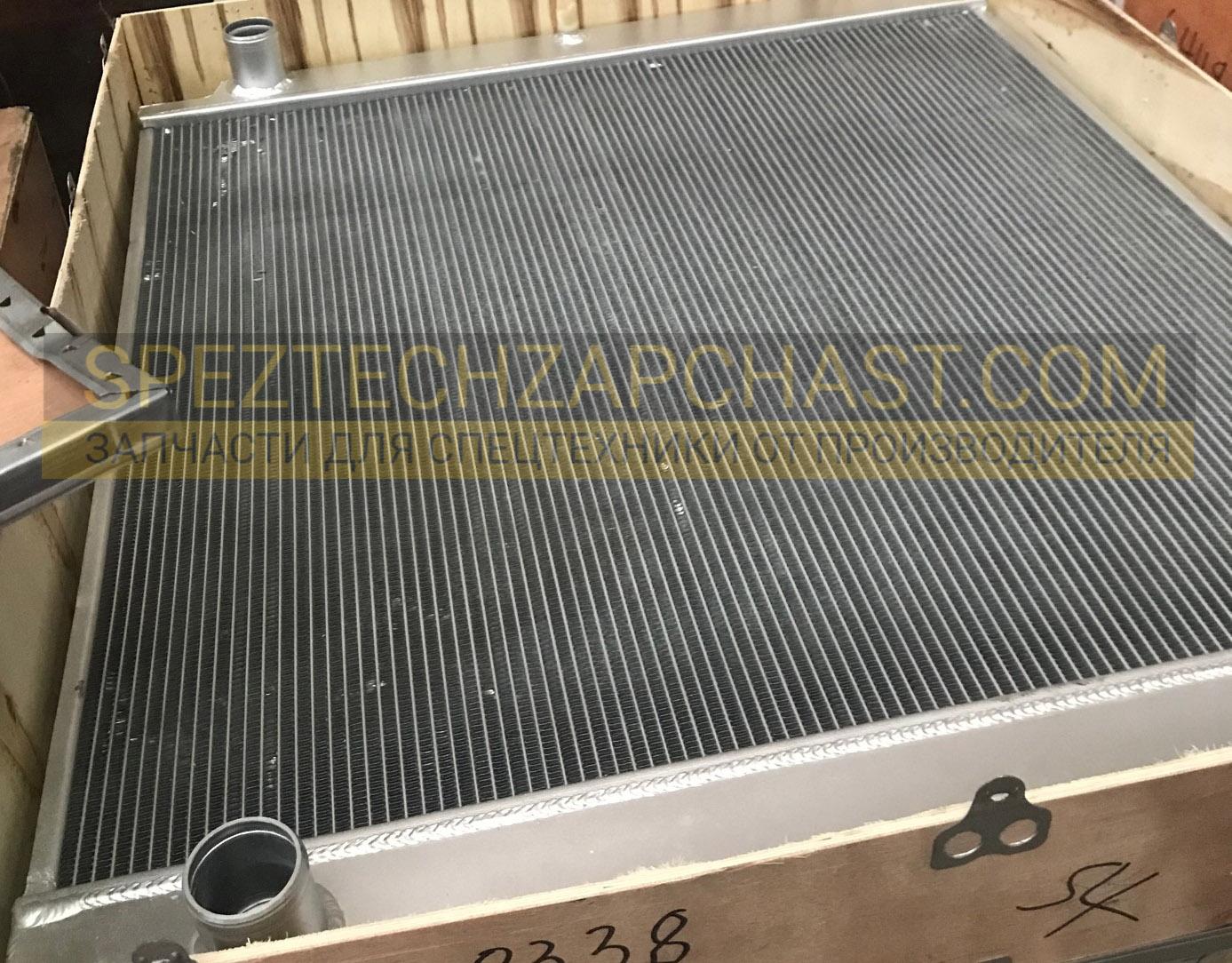Радиатор водяной 4448338