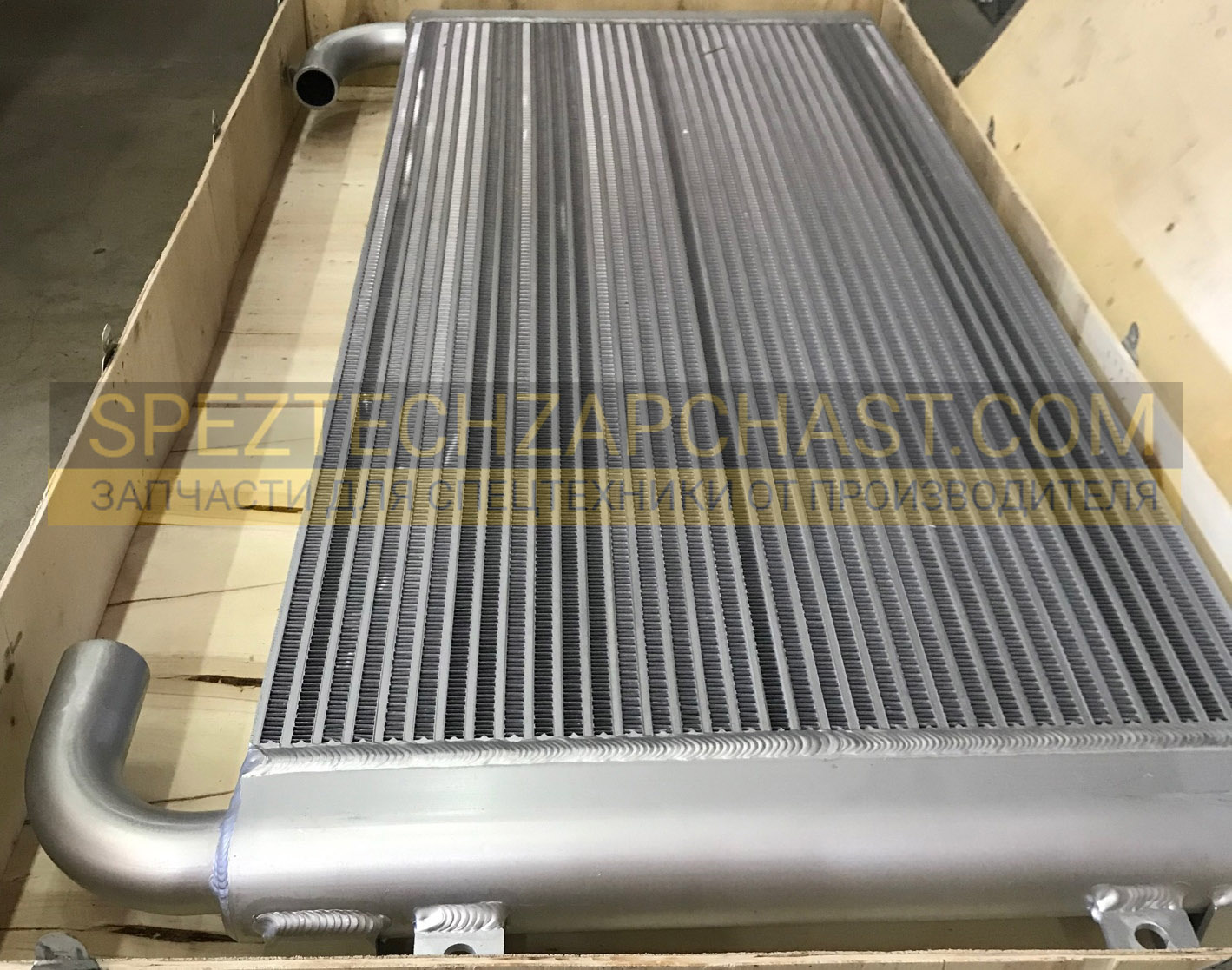Радиатор масляный 4648857